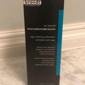 Other - Dr Brandt microdermabrasion age defying exfoliat